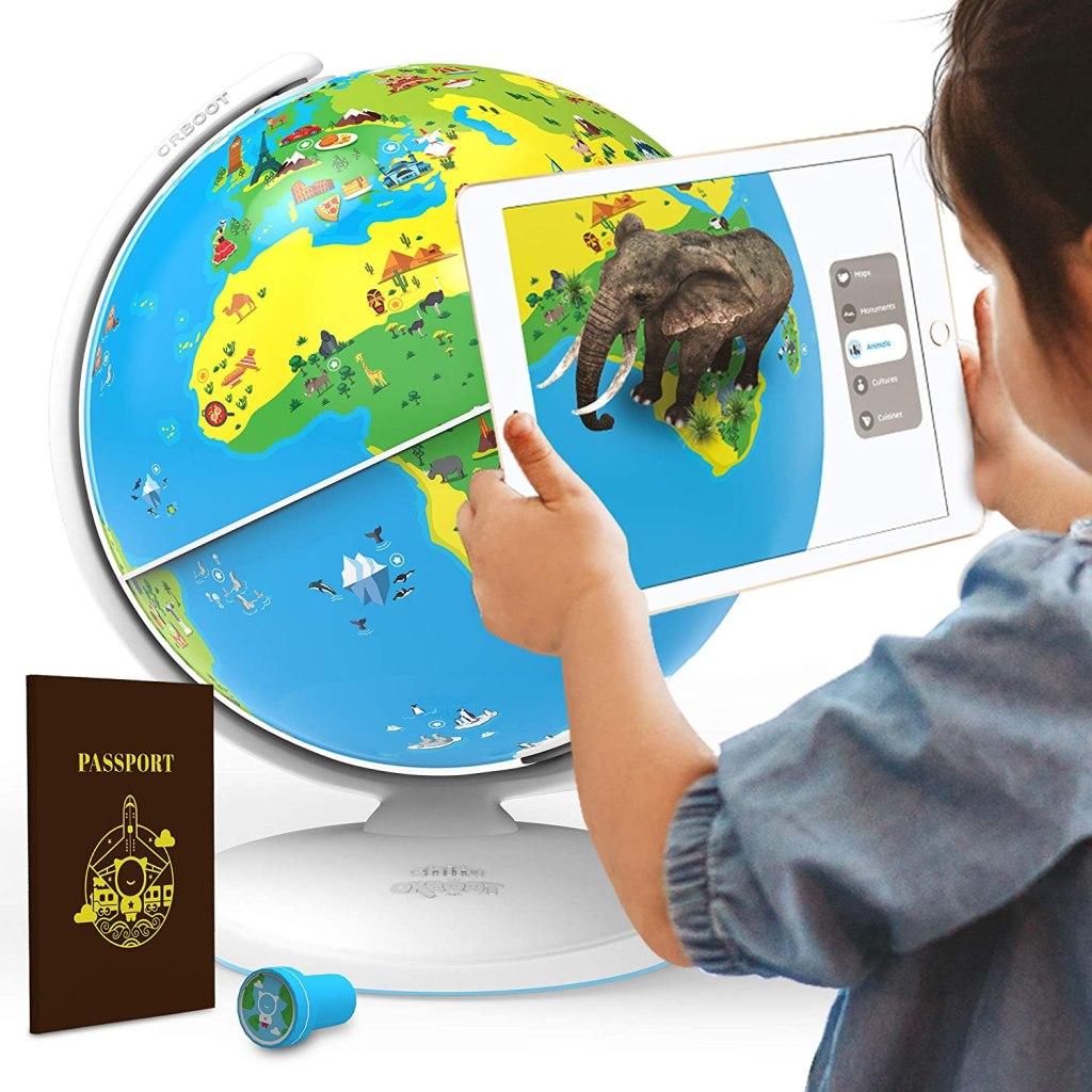 Shifu Orboot AR Globe