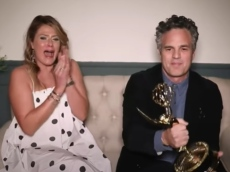 Mark Ruffalo's Wife Sunny Had the Best Reaction to His 2020 Emmy Win