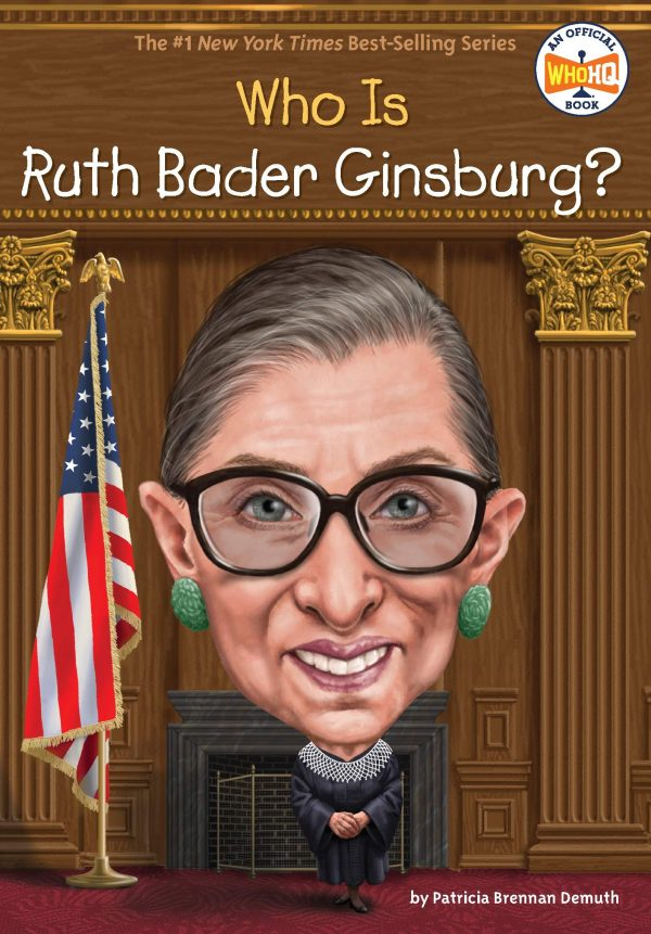Who Is Ruth Bader Ginsburg