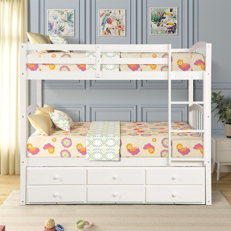 bunk bed, wayfair