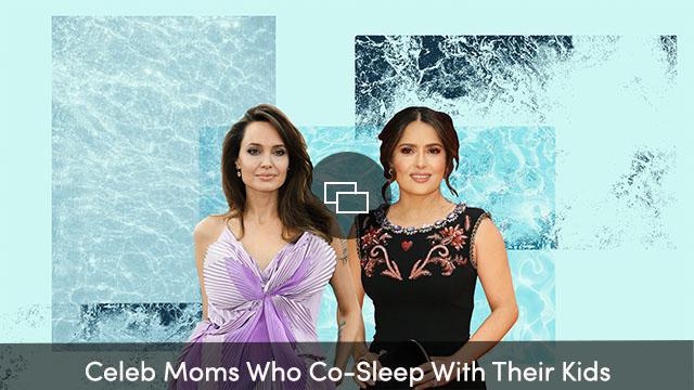 celebrity moms