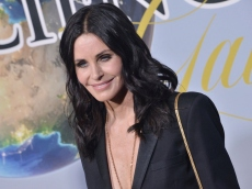 Courteney Cox's Emmys Look Has Us Dreaming Up Our Own At-Home Outfits to Pair With Heels