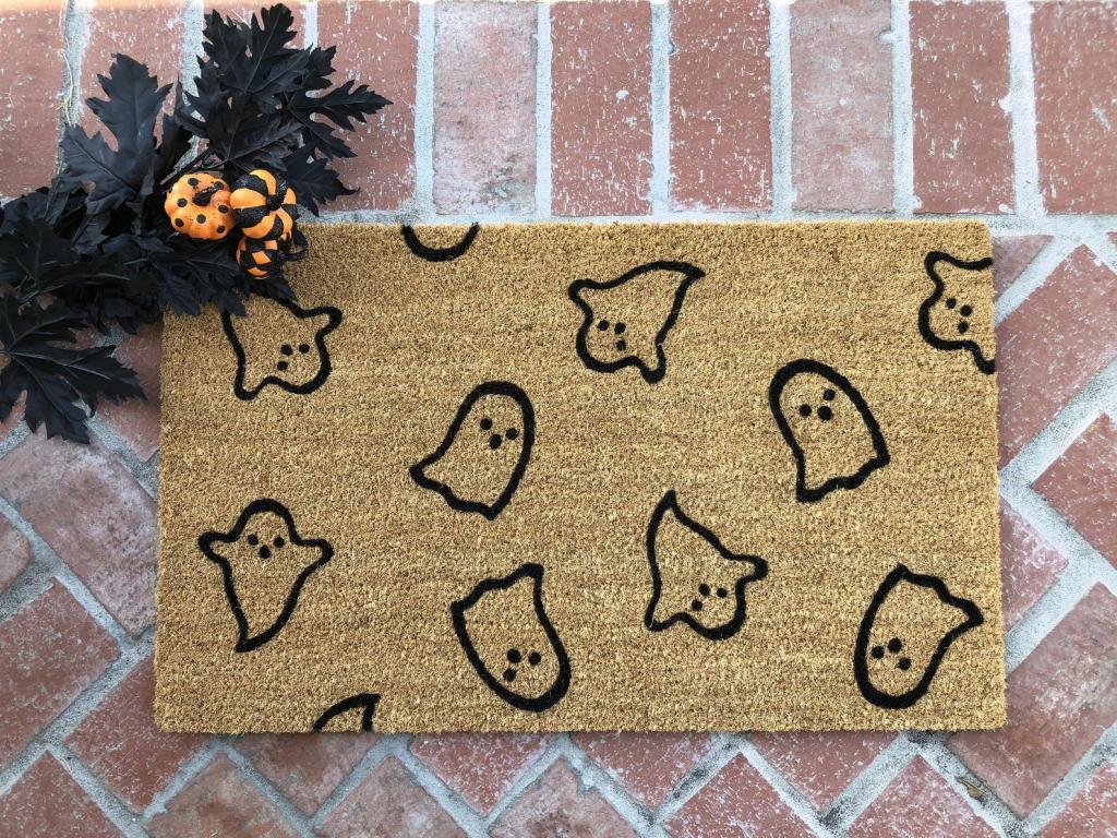 ghost doormat, ets