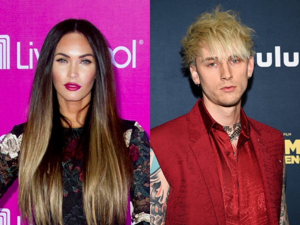Megan Fox & Machine Gun Kelly Just Shared a Rare Peek Inside Their Relationship With This Candid Video