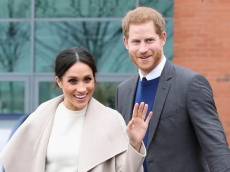 Meghan Markle & Prince Harry Just Addressed the Rumors That They're Making a Reality Show