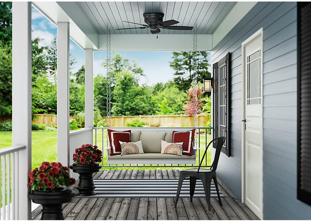 Outdoor Ceiling Fans to Cool Down Your Patio in Style