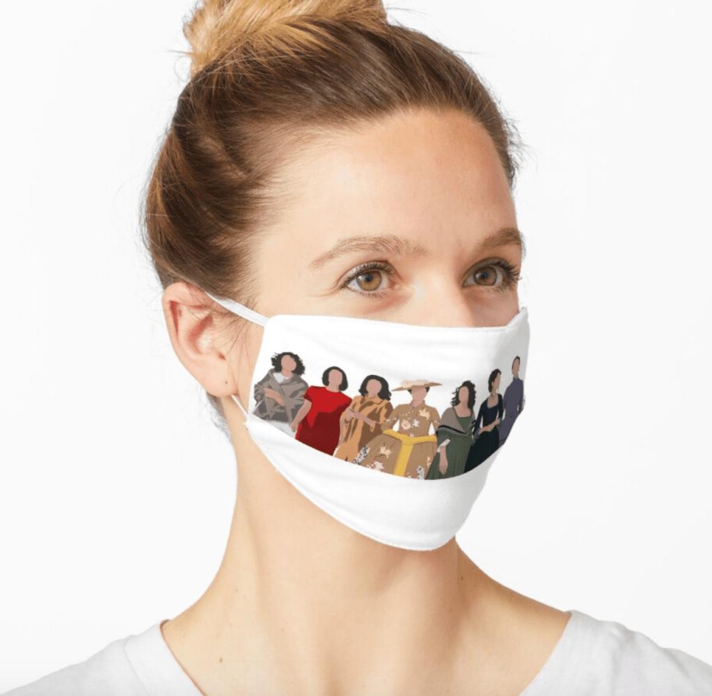outlander mask