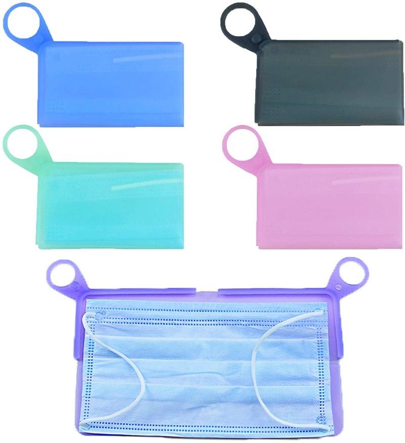 Face Mask Bag Personalized Mask Storage bag Mask Holder Back to School Face Mask Storage Mask Pouch Mask carrying case