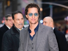 Matthew McConaughey Says He's Not Letting His Sexual Assault as a Teen Define Him