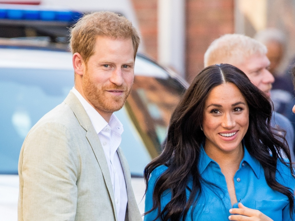 Meghan Markle & Prince Harry Just Hinted at Their Social Media Return