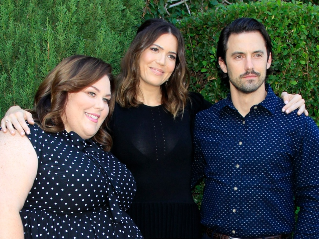 Mandy Moore's Pregnancy Could Mean We're Seeing a Lot Less of Her in 'This Is Us'