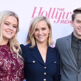 Ava Phillippe, from left, Reese Witherspoon,