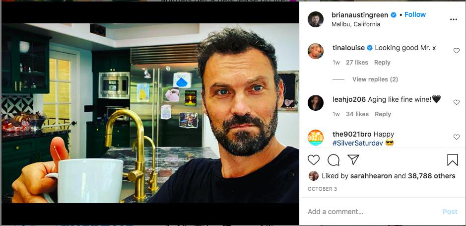 Brian Austin Green Instagram
