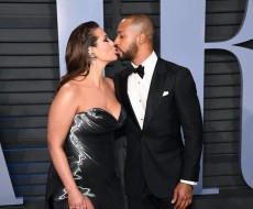 Ashley Graham Admits to Having Sex in Front of Her Baby