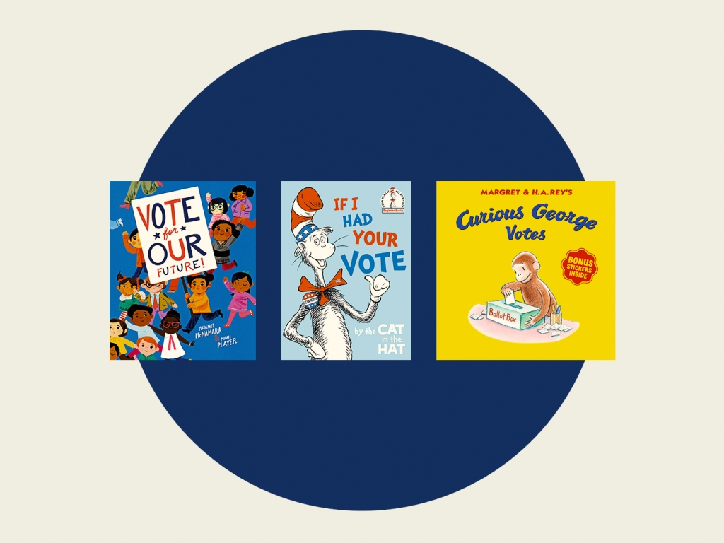 The Best Kids Voting Books to Read on Election Day
