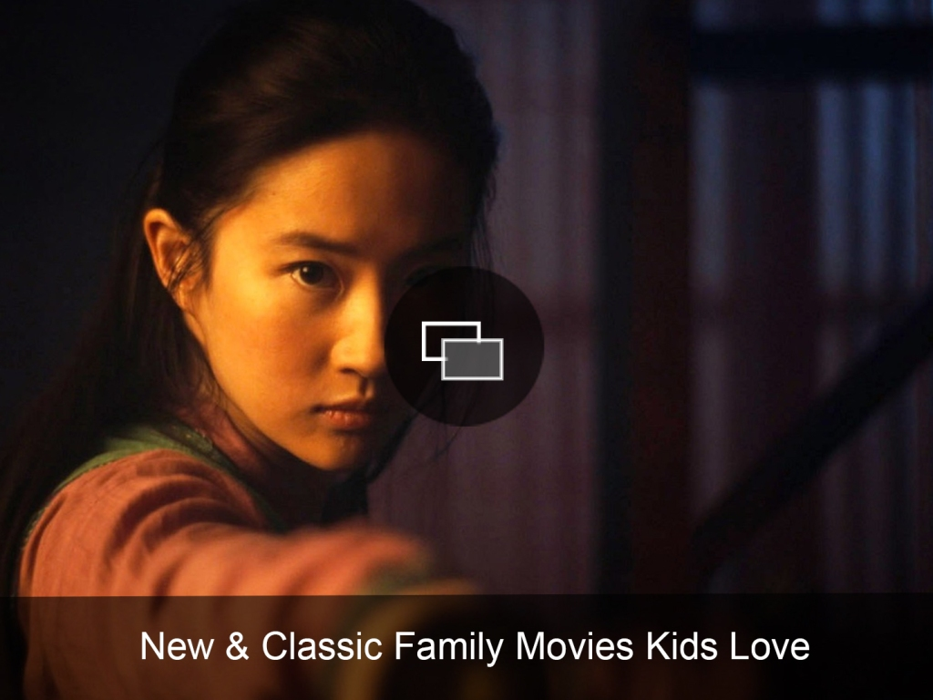 family movies slideshow