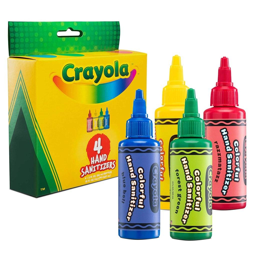 crayola hand sanitizer, prime day