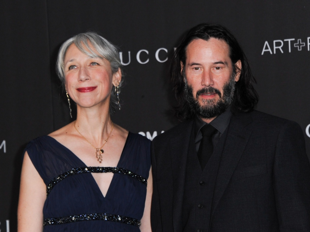 New Photos Reveal Keanu Reeves & Alexandra Grant's Relationship Is Still Going Strong