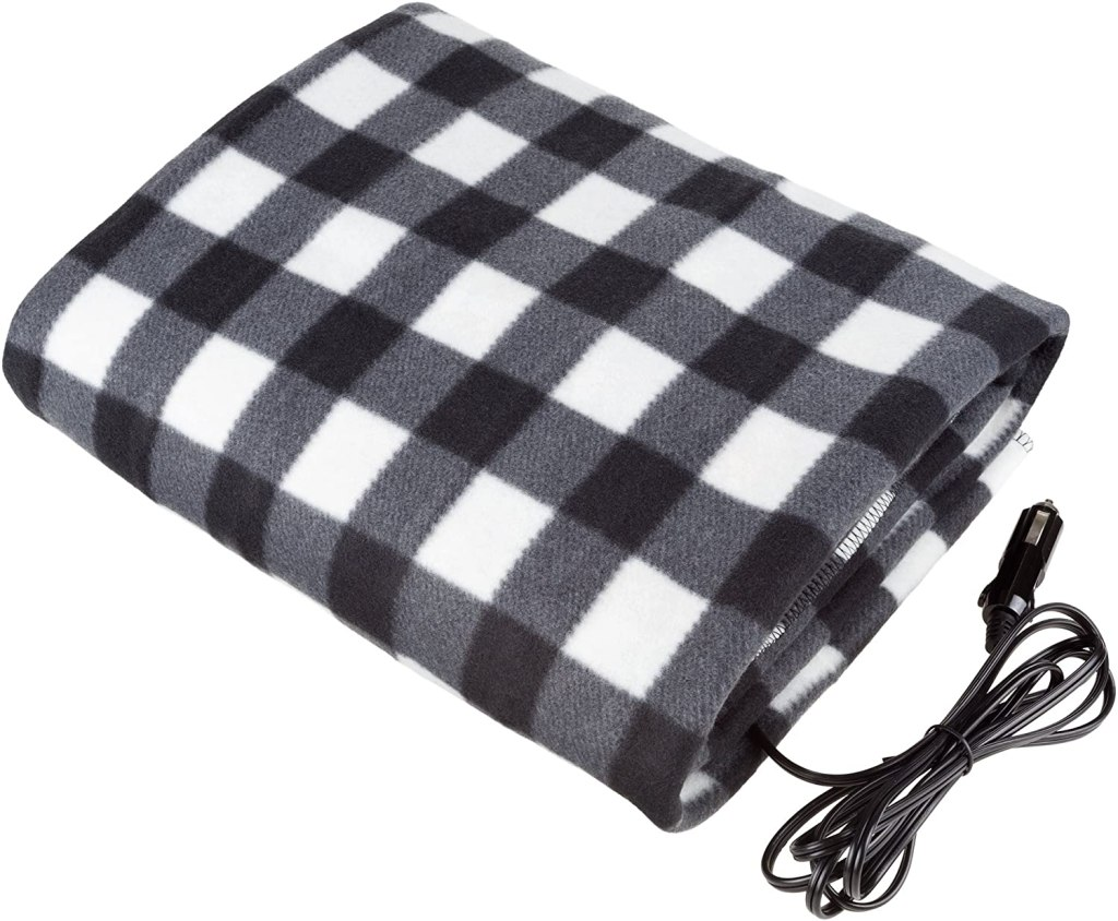electric car blanket, amazon