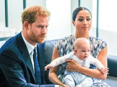 Prince Harry Is Getting Parenting Advice From This 'Accidental' Hero