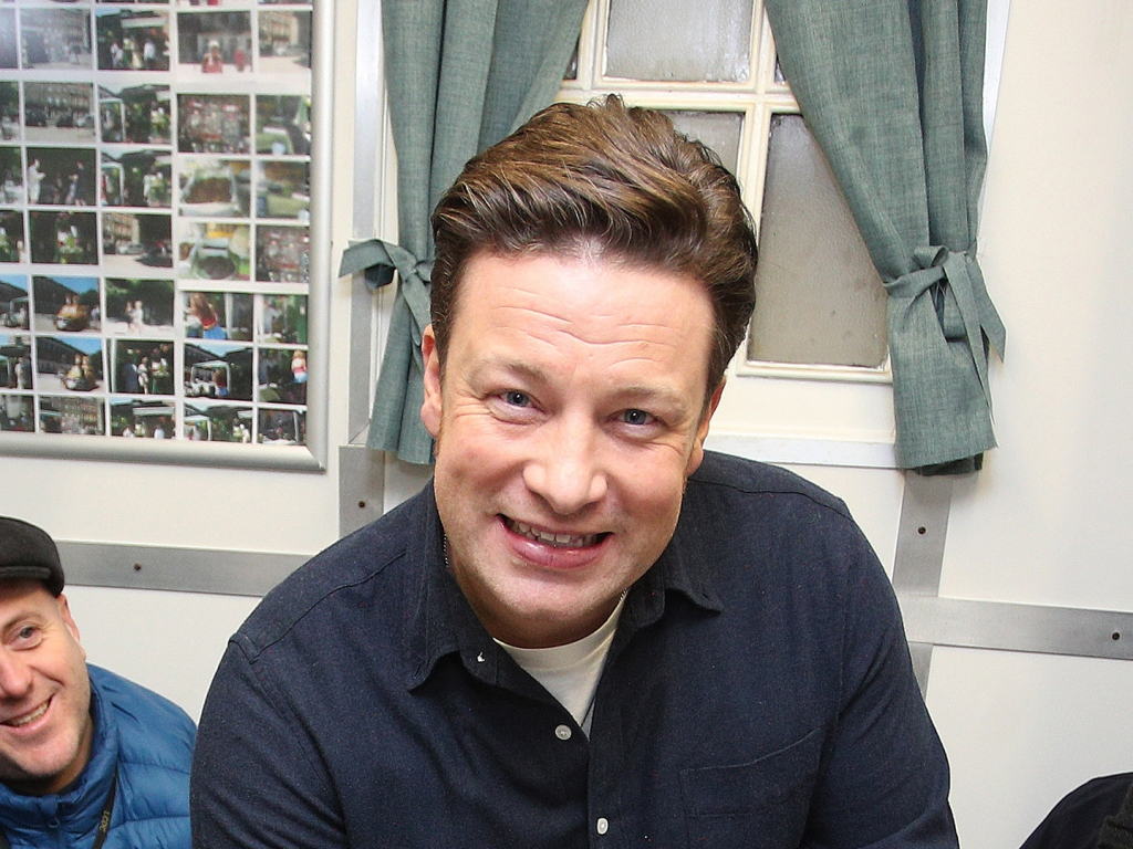 Jamie Oliver Just Shared How To Turn a Baked Potato Into An Entire Meal and We're Drooling