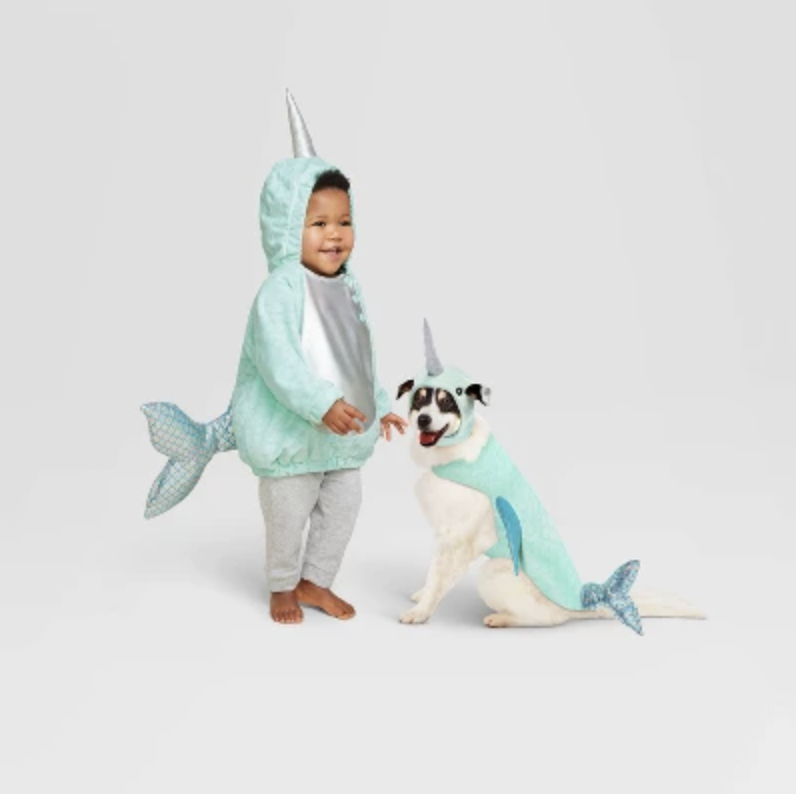 Narwhal costumes