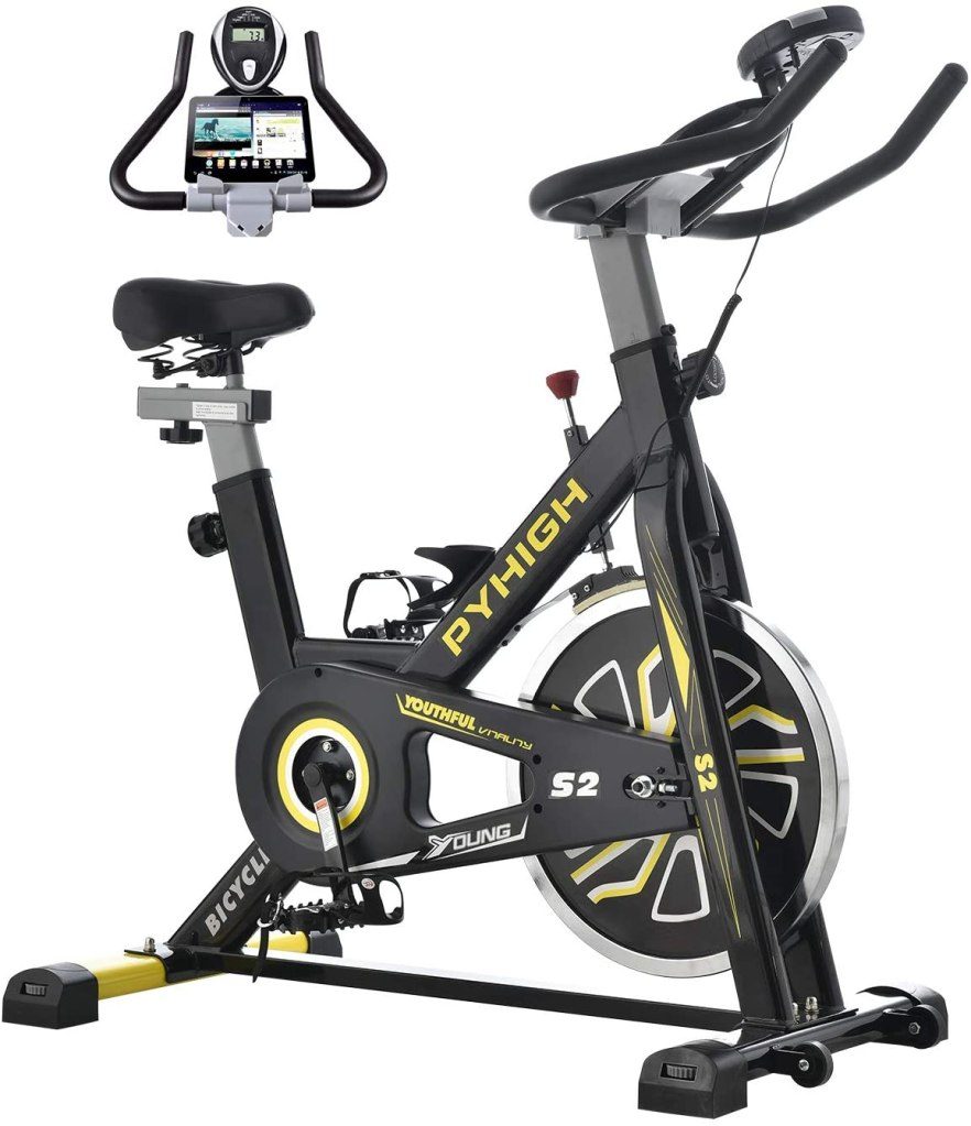 phyhigh indoor cycling bike, prime day