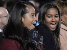 Sasha Obama's Viral Rapping Video