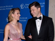 Scarlett Johansson & Colin Jost Just Married in a Secret Ceremony