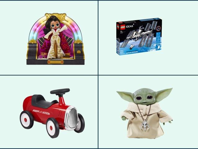 Amazon Holiday Toys
