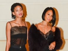 Jada Pinkett Smith Had a Front-Row Seat to Willow Smith's First Time Trying on Lingerie