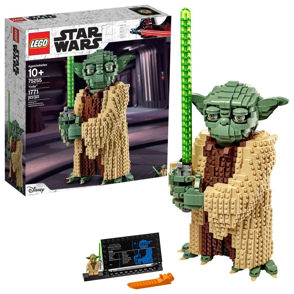 yoda lego walmart