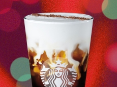 Starbucks Is Bringing Back This Festive Holiday Drink & It's Perfect for Iced Coffee Lovers