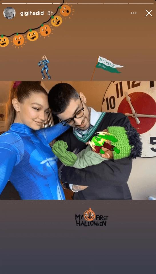 Gigi-Hadid-Zayn-Malik-daughter