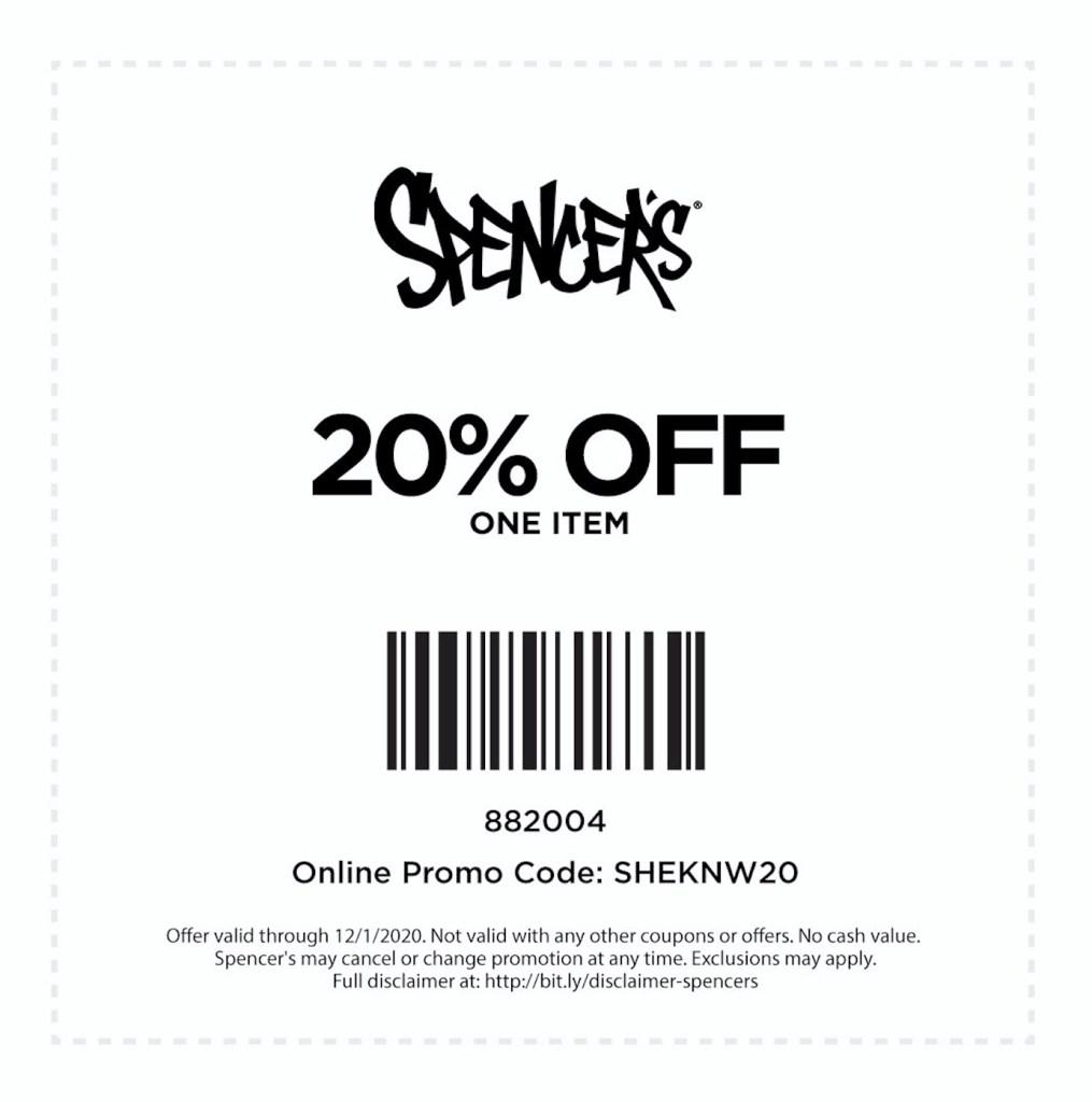 spencers black friday deals