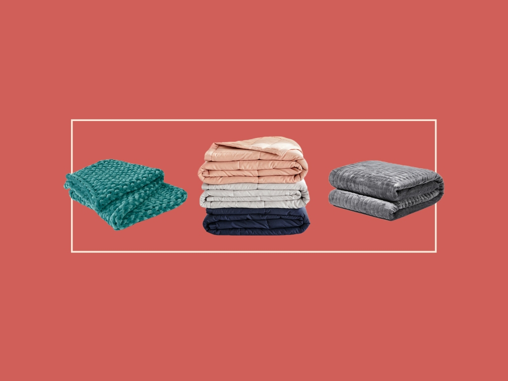 The Weighted Blankets That Feel Like a Literal Hug & Make Excellent Holiday Giftsd