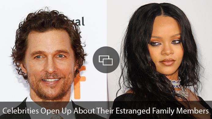 Matthew McConaughey, Rihanna