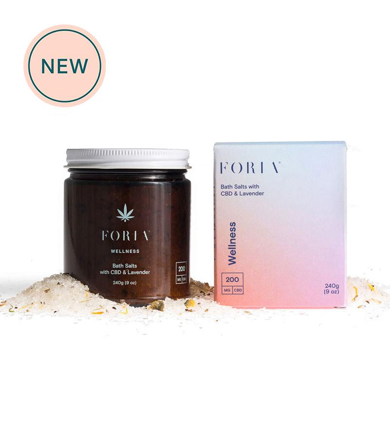 foria bath salts black friday deals
