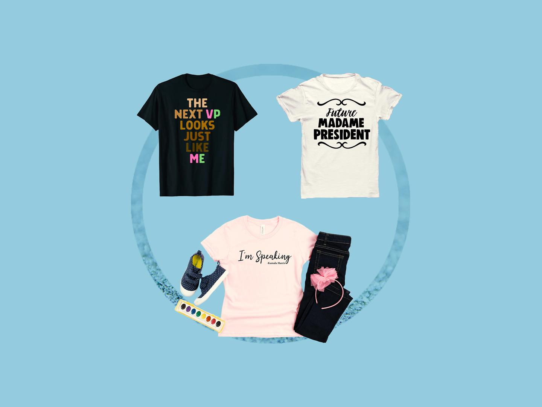 Best Kamala Harris T Shirts For Kids Sheknows