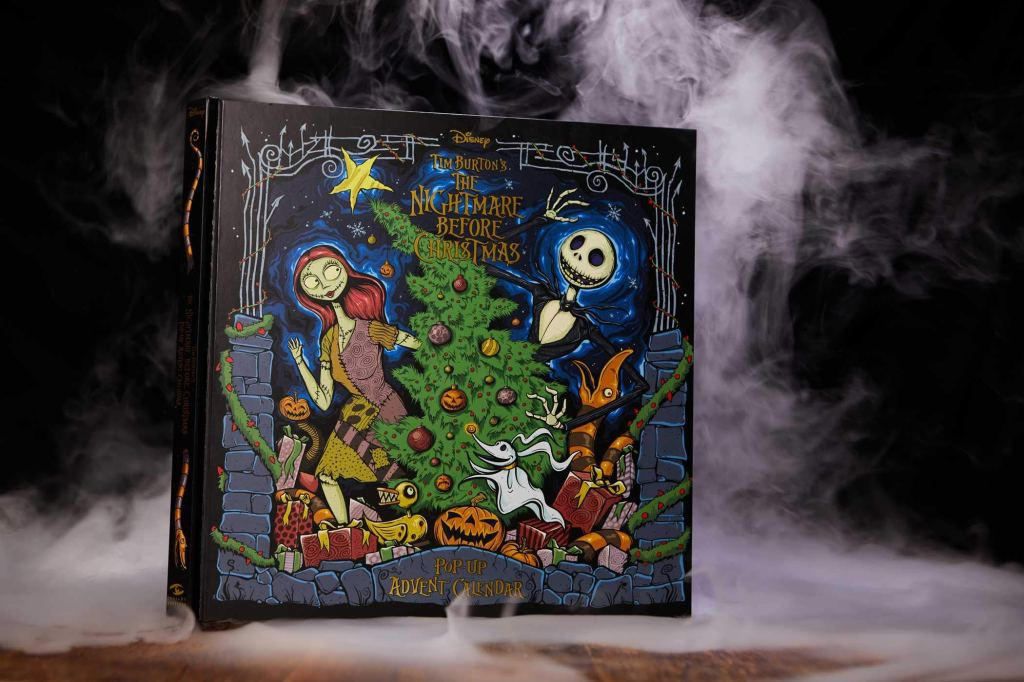 Costco Is Selling a Pop-Up 'Nightmare Before Christmas' Advent Calendar