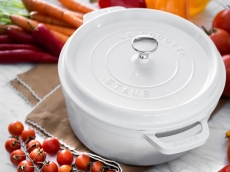 Wiliams Sonoma Has a Wild Sale On Staub Cast Iron Dutch Ovens for Cyber Monday