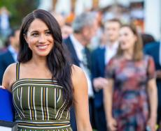 Even Meghan Markle Is Obsessed With This Best-Selling Madewell Tote & It's $65 Off