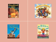 The Best Hanukkah Books to Teach Children All About the Festival of Lights