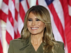 Melania Trump Posts New White House Christmas Photos — And Twitter Isn't Having It
