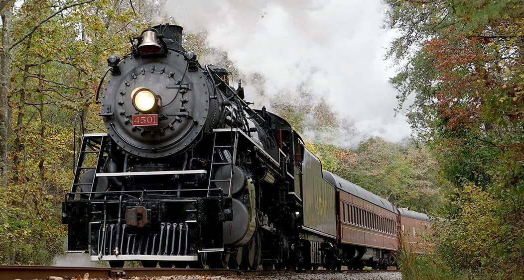 Tennessee railroad museum