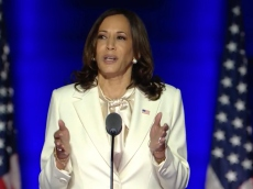 Kamala Harris Is Actually Friends With Her Husband's Ex-Wife — Here's the Story to Their Big, Blended Family