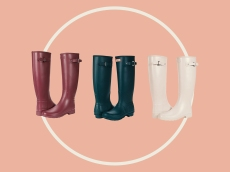 You Can Get Hunter Rain Boots for Cheap at This Hidden Sale