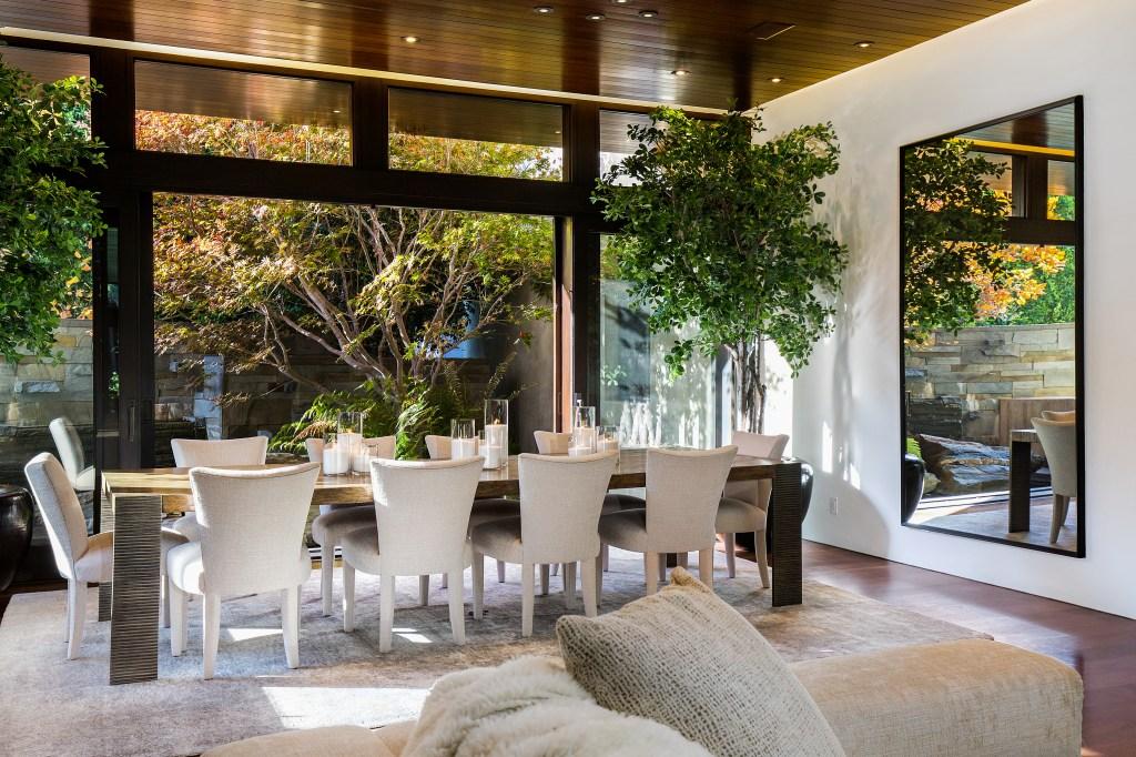 Matt Damon's California Home