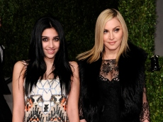 Madonna's Daughter Lourdes Leon Just Made a Scandalous Social Media Debut With These Model Pics