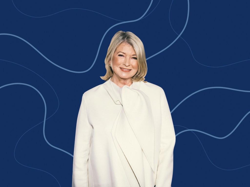 Martha Stewart Tops Her Valentine's Day Doughnuts With a Surprising (& Stunning) Secret Ingredient